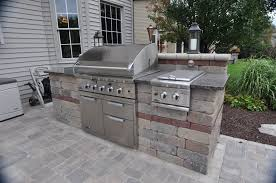outdoor kitchen cost wall mounted range hood cherry kitchen