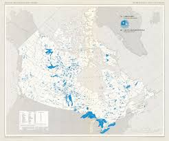 Map Of Winnipeg Canada by Canadian Shield The Canadian Encyclopedia