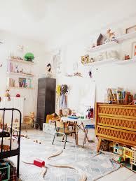 chambre d enfant vintage chambre vintage enfant idées décoration intérieure