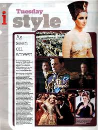 angels costumes press coverage