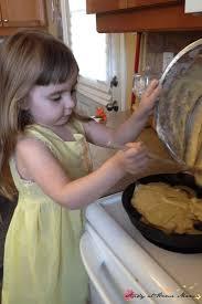 kids kitchen pineapple upside down cake sugar spice and glitter