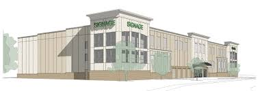 House Storage by What U0027s Driving Climate Controlled Self Storage Construction