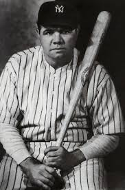 Babe Ruth Winning