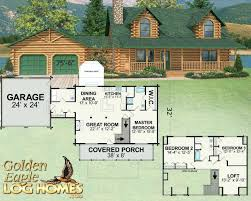 log home floor plans with garage small log home floor plans cabin two story log cabin house plans