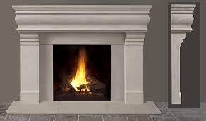 Wood Fireplace Surround Kits by Jefferson Builder Series Stone Fireplace Mantel Mantelsdirect Com