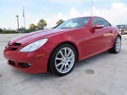 mercedes slk350 roadster mercedes slk in florida for sale used cars on