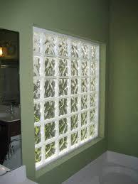glass block bathroom windows in st louis privacy glass windows