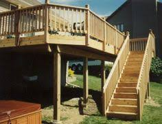 how to build a deck on the 2nd story of your house decking
