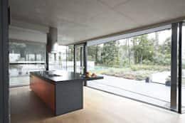 cuisine avec poteau au milieu îlot de cuisine moderne lequel choisir