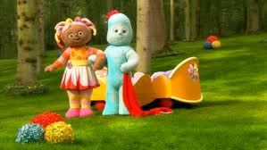 night garden upsy daisy u0027s funny bed abc iview