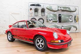 red porsche 911 1973 porsche 911 carrera rs 2 7 for sale duttongarage com