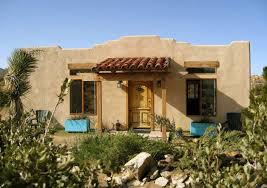 adobe style home high desert eden eco friendly private retreats
