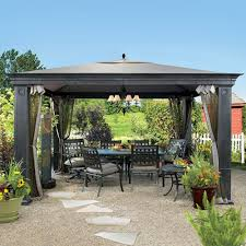 backyard gazebo canopy best images collections hd for gadget