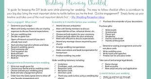 wedding planning checklist printable wedding planning checklist world of exle