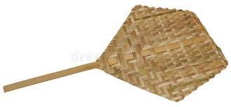bamboo fan bamboo fan stock photo image of handmade bamboo nobody 31096138