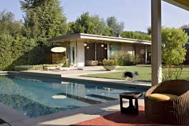 darren mid century modern house outside source this style of