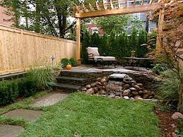 Landscaping Ideas For Backyard On A Budget Backyard Pictures Ideas Backyard Ideas On A Budget Design Small