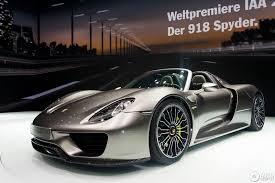 Porsche 918 Gt3 - 2013 porsche 918 spyder