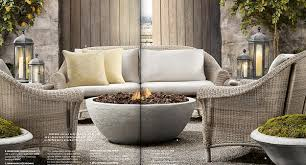 Restoration Hardware Fire Pit by Decorating Ideas U2026spring Collections Little Miss Redhead