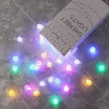 Christmas Lights In A Vase Christmas Star Lights And Lighting Decorations