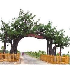 ornamental plants artificial banyan tree large outdoor artificial