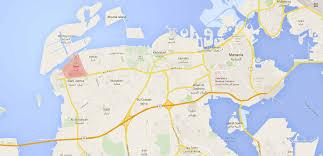 Map Of Bahrain Internet Shutdown In Bahrain Amanatech