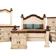 Rustic Don Carlos Bedroom Set Chubbys Mattress Mattresses And - Carlos furniture
