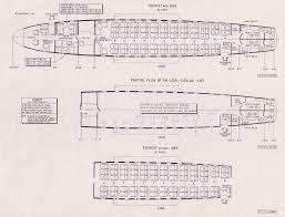 klm l 749 seats arrangement l749 lockheed constellation connie