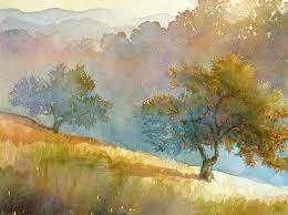 the 25 best watercolor landscape paintings ideas on pinterest