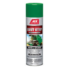 John Deere Kitchen Canisters Ace 15oz John Deere Green Gloss Rust Stop Machine And Implement