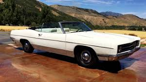 1969 ford galaxie 500 convertible matching numbers u0026 codes 390