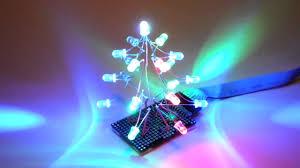 led christmas tree led christmas tree diy