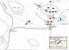 Rose Hills Map Battle Of Talana