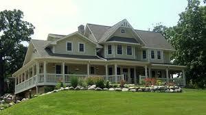 big farmhouse craftsman farm house porch wraps and front porches