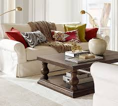 What Design Style Is Pottery Barn Lorraine Coffee Table Pottery Barn
