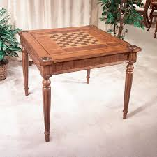 butler heritage collection wood pedestal game table hayneedle