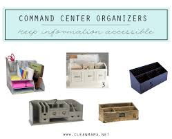 Wall Calendar Organizer System Paper Archives Clean Mama