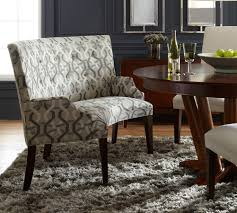 Dining Room Bench With Back Upholstered Dining Bench Bench Decoration