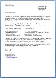 job cover letters templates download general resume cover letter