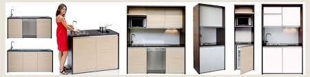 cuisine compacte pour studio kitchenette spécial pro mini cuisine