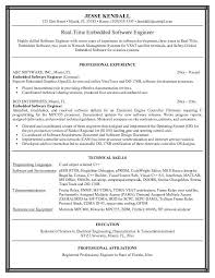 software engineer resume cover letter embedded software engineer cover letter basic embedded software
