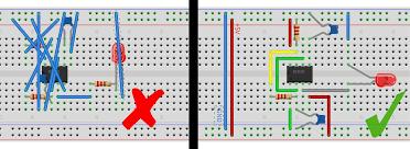 Simple Circuit Diagrams Beginners 6 Simple Mistakes Electronics Beginners Make Bald Engineer