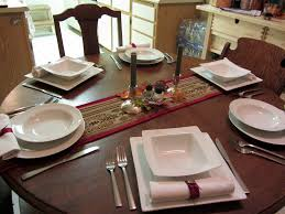how to set a dinner table correctly dinner set table at excellent how to beautifully in a setting