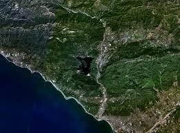 Lake Lanier Map Lake Casitas Wikipedia