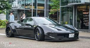 Ferrari 458 Blacked Out - 20 insane liberty walk cars cars of tokyo