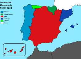 Catalonia Spain Map by Event Introducing New Iberian Map And Euskal Herria Geosim