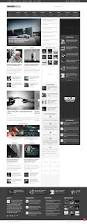 grandnews responsive rating magazine theme by vergo themeforest