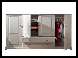 armoire basse chambre armoire penderie basse 12228 armoires idées