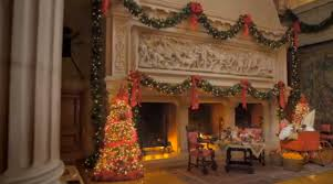 biltmore house christmas pictures house decor