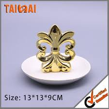golden dolphin ring holder images Ceramic ring dish ceramic ring dish suppliers and manufacturers jpg